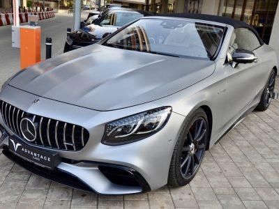 Mercedes-Benz S63AMG