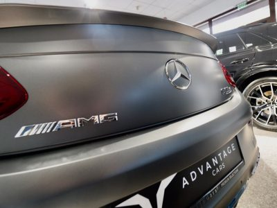 Mercedes C63S