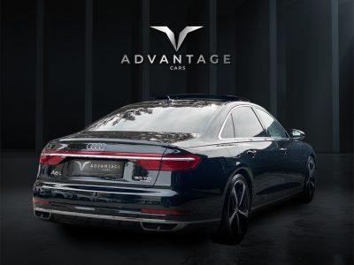 Audi A8 50TDI Long Version