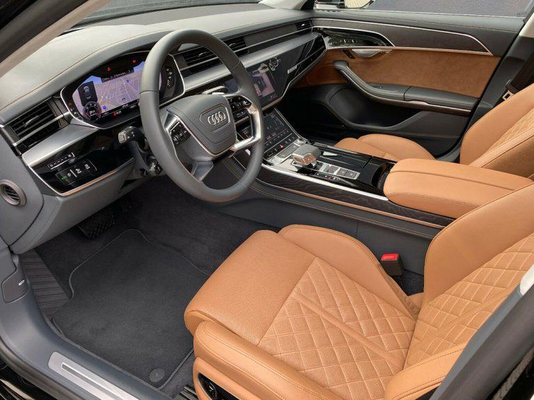 Audi A8 Long v4