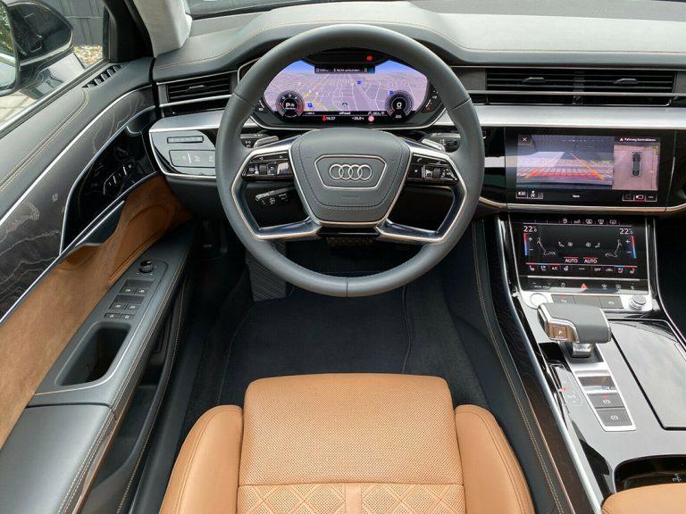 Audi A8 Long v5