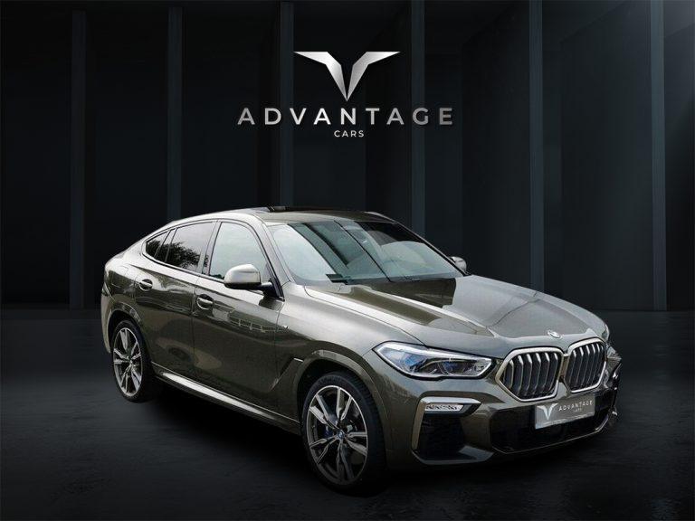 BMW X6 M50i Manhattan v1