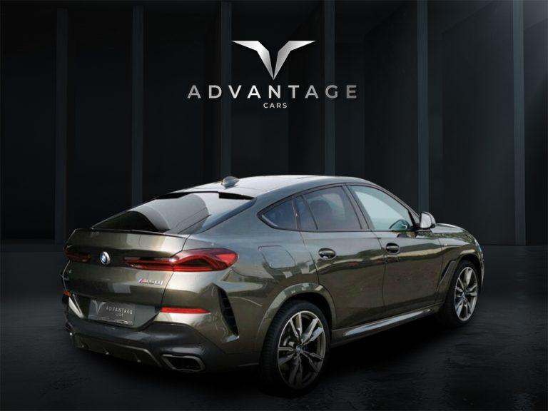 BMW X6 M50i Manhattan v2