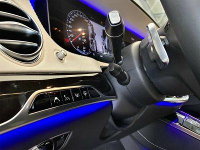 Mercedes Benz S350 4M Long