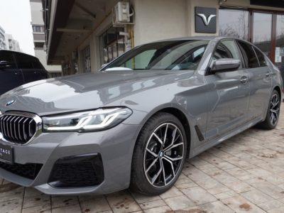 BMW 520xDrive M-Sport