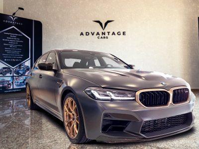 BMW M5 CS Limited Edition