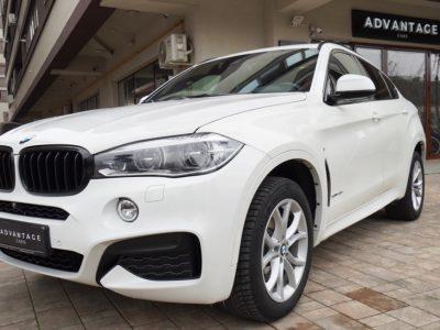 BMW X6 40d M-Sport