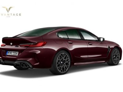BMW M8 Gran Coupe M Competition