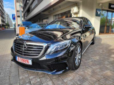 Mercedes Benz S63 AMG Long MY 2016