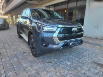 Toyota Hilux Executive+Vip