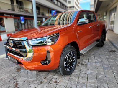 Toyota Hilux Executive + Vip