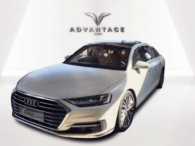 Audi A8L 55 TFSI Quattro Long