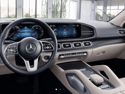 Mercedes Benz GLE400d Coupe AMG
