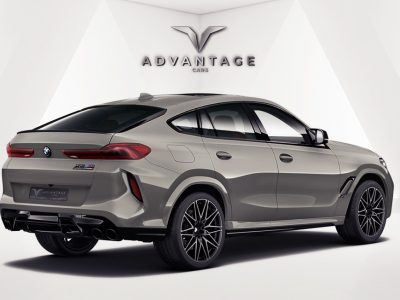 BMW X6M Competition