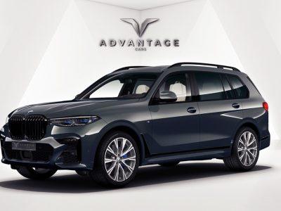 BMW X7 xDrive40d M-Sport