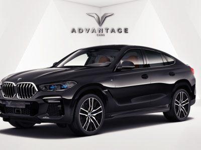 BMW X6 40d M-Sport/Individual