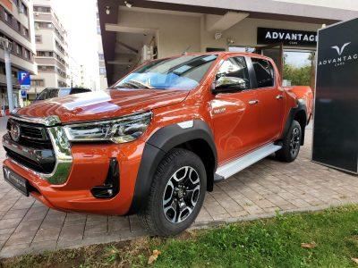 Toyota Hilux Executive Vip+