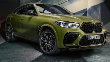 BMW X6M Green Urban-01