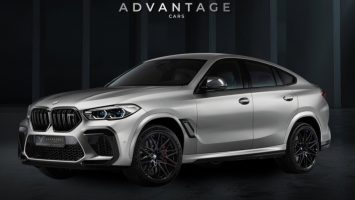 BMW X6m First Edition-8
